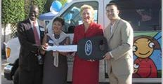 Ford Donation | 2002