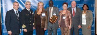 La Maestra Family Clinic Receives Leadership Award | 2012