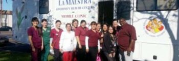 La Maestra Rolls Out the Mobile Clinic | 2012